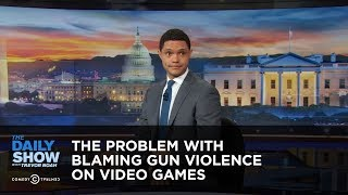 Download The Problem With Blaming Gun Violence on Video Games - Between the Scenes: The Daily Show Video