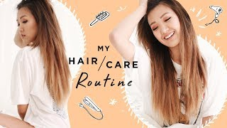 Download My Simple Haircare Routine | LESS IS MORE! Video
