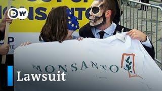 Download EU court orders disclosure of Monsanto glyphosate studies   DW News Video