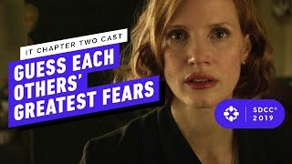 Download IT Chapter Two Cast on What's Scarier than Pennywise - Comic Con 2019 Video