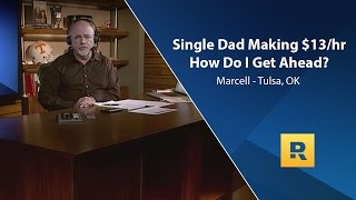 Download Single dad making $13/hr... how do I get ahead? Video