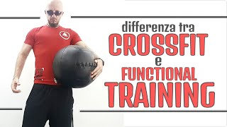 Download Differenza tra CROSSFIT e FUNCTIONAL TRAINING Video