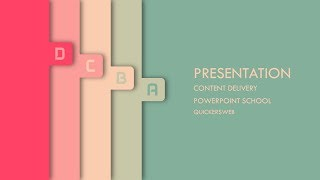 Download Animated PowerPoint Slide Design Tutorial Video