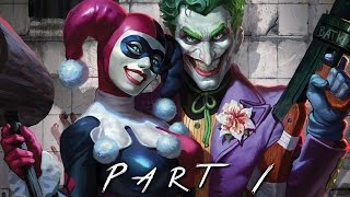 Download BATMAN RETURN TO ARKHAM (Arkham Asylum) Walkthrough Gameplay Part 1 - Joker (PS4 Pro) Video