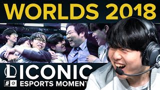 Download Iconic Esports Moments: How China and the West ended years of Korean dominance at Worlds 2018 Video