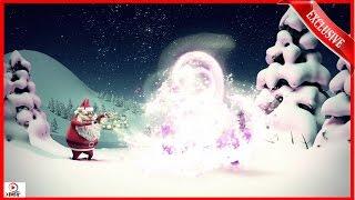 Download Happy New Year 2017 / Funny Christmas SANTA Video / Holidays magic santa 2017 Video