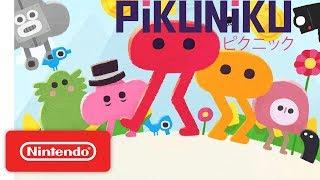 Download Pikuniku - Launch Trailer - Nintendo Switch Video