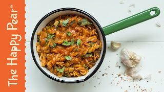 Download Creamy Tomato Pasta | Vegan One Pot Wonder Video