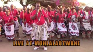 Download Dr Moela live at Mohlalaotwane Video