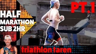 Download How you can run a SUB TWO HOUR half marathon with just 3 WORKOUTS A WEEK   Part 1 Video