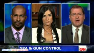 Download Dana Loesch rips Leftist Piers Morgan and Commie Van Jones on gun control Video