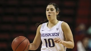 Download Highlights: Washington women's basketball moves on with win over Colorado Video