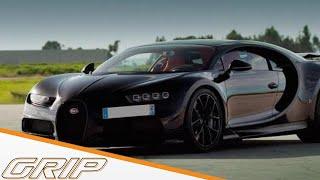 Download Der neue Bugatti Chiron - GRIP - Folge 398 - RTL2 Video