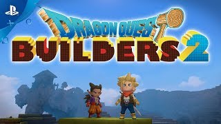 Download Dragon Quest Builders 2 - A Day in the Life of A Builder Gameplay Video   PS4 Video