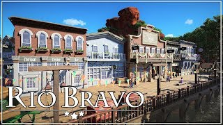 Download 🌵 Rio Bravo   Finished western park (cinematic park view)   Planet Coaster Video