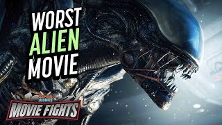 Download Worst Movie of the Alien Franchise?! - MOVIE FIGHTS!! Video