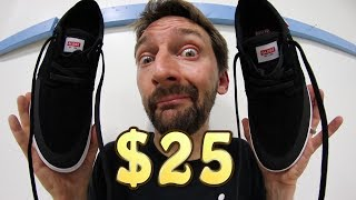 Download THE CHEAPEST SKATE SHOES ON THE INTERNET?! | 100 KICKFLIP TEST! Video