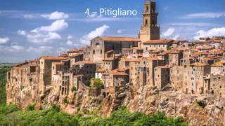 Download Top 10 Borghi della Toscana Video