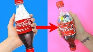 Download Trying 17 HILARIOUS CRAFTS AND PRANKS By 5 Minute Crafts Video