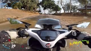 Download Yamaha Aerox 155 ดอยช้าง ขาลงเส้นห้วยส้าน Gopro5 Video