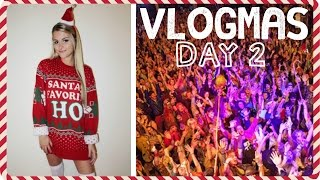 Download USC Christmas Themed Date Dash │Vlogmas Day 2 Video