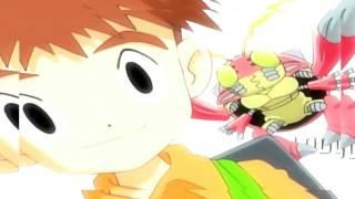 Download Digimon Adventure - Antes de la batalla final Video