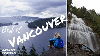 Download BEST OF VANCOUVER: Downtown, Amazing Hikes and Stunning Waterfalls - CANADA PART 1 Video