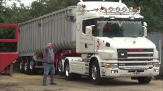 Download Two JCB's loading Eight Bulkers Video