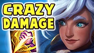 Download THE DAMAGE IS INSANE | FULL AP TALIYAH JUNGLE NEW META | HOW IS THIS ACTUALLY OP?? Nightblue3 Video