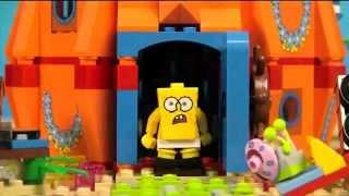 Download LEGO® Club TV: Entre los Bloques - Bob Esponja Theme Song (Castellano/Castilian) Video