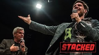 Download WCPW Stacked - Eric Bischoff & Adam Blampied Square Off Video