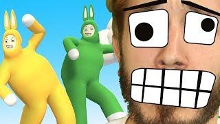 Download Super Bunny Man Video