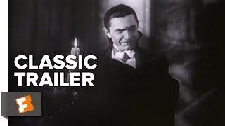 Download Dracula (1931) Official Trailer #1 - Bela Lugosi Movie Video