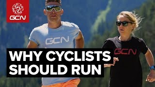 Download Why Cyclists Should Run | Can Running Really Help Your Cycling? Video