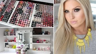 Download Makeup Collection & Storage ♡ Shaaanxo 2014 Video