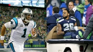 Download Cam Newton Benched For Not Wearing Tie, Earl Thomas Retires? Video