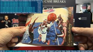 Download 2016 17 Panini Court Kings Basketball 16 Box Case Break #1 – PICK YOUR TEAM Video