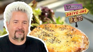 Download Beef and Red Wine Pie on #DDD with Guy Fieri   Food Network Video
