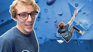 Download Louis Crushing Some Of The Hardest Indoor Climbs In London | Alex Lemel Set Video