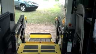 Download Wheelchair Lift (Interior POV) Video