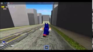 Download roblox- sonic city escape Video