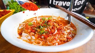 Download Laotian Food Tour - POOP FISH CHILI DIP and Khao Soi in Luang Prabang, Laos! Video