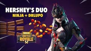 Download Ninja and DrLupo Hershey Stream Highlights Video