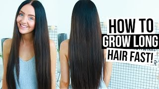 Download How To REALLY Grow LONG HAIR FAST & NATURALLY! (Easy Tips + Tricks) 2016 Video