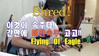 Download 미친속주 Metal 함 가보자!!-Flying Of Eagle(예레미 3집) Video