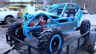 Download HAMMERTIME THE RZR BUGGY Video