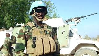 Download Portrait - Capitaine TOURE, Force d'intervention rapide de la MINUSMA Video