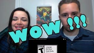 Download Final Fantasy XV - Omen Trailer REACTION!! (The Boring Reactors) Video