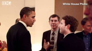 Download Obama meets Jobs, Zuckerberg, others in Silicon Valley Video