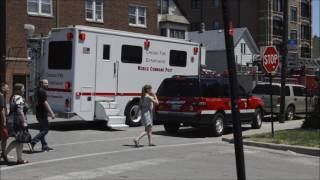Download 2-11 Alarm Double Rear Porch House Fire [Logan Square] Video